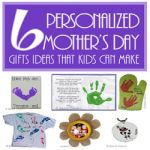 6 personalized mothers day gifts kids can make 150