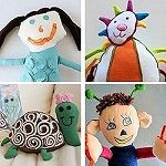Drawing-into-Stuffed-Toy-150