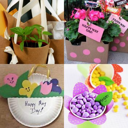 May Day Basket Crafts