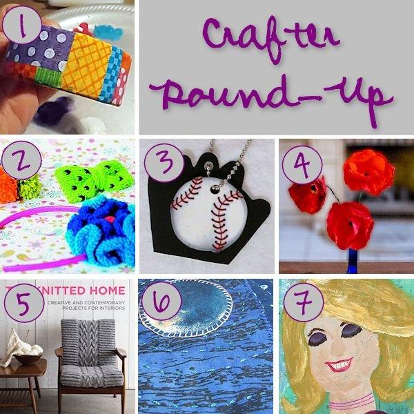 Crafter Round-Up