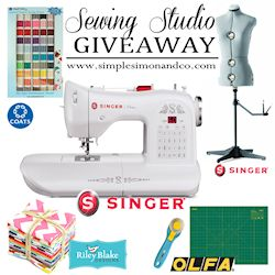Win a Sewing Studio