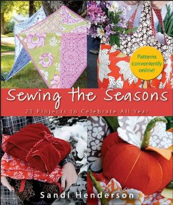 Sewing the Seasons Book