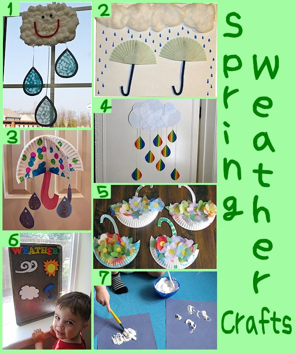 Spring Weather Crafts