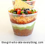 Seven Layer Dip Treat