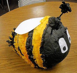Make a Bee Pinata