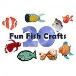 20 Fun Fish Crafts-250