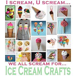 20 ice cream crafts to make-250