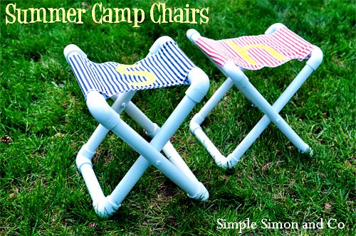 How to Make a Summer Camp Chair
