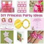DIY Princess Party Ideas 250