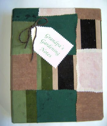 Patchwork 3-Ring Binder