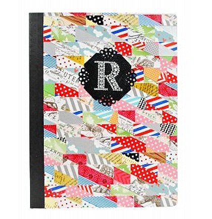 Washi Tape Notebook