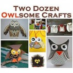 24 owl crafts 250