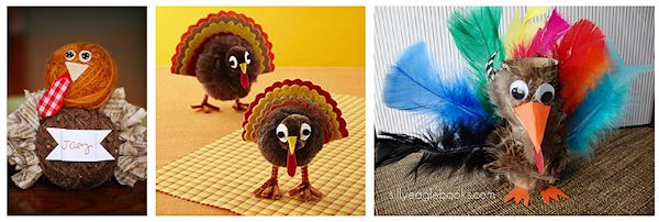 Yarn Ball Turkey