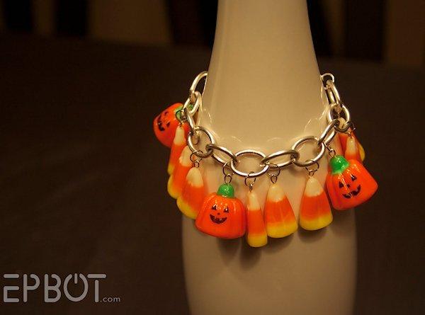 Candy Corn Bracelet