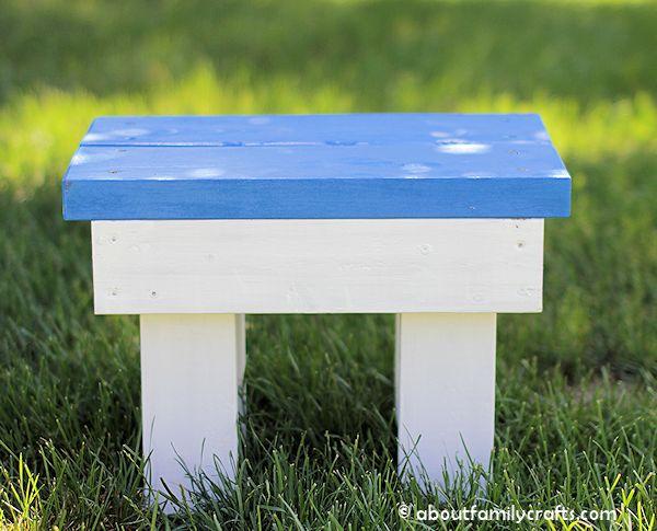 simple stool to make