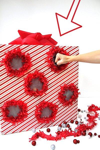 Punch Box Advent Calendar