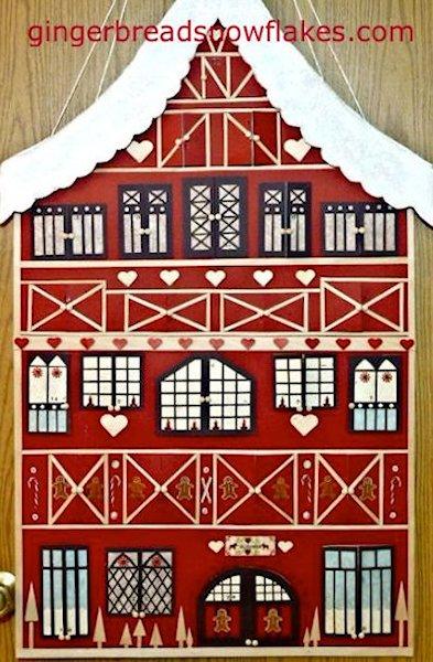 Amazing House Advent Calendar