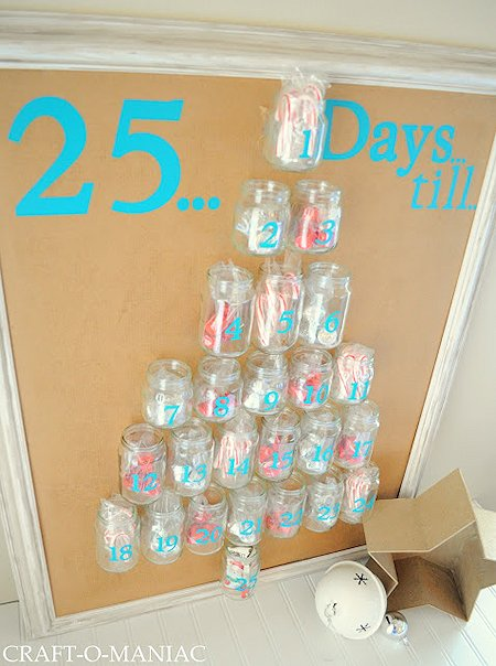 Diy Recycle Calendar : Diy advent calendars about family crafts