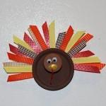 Canning Jar Lid Turkey 250