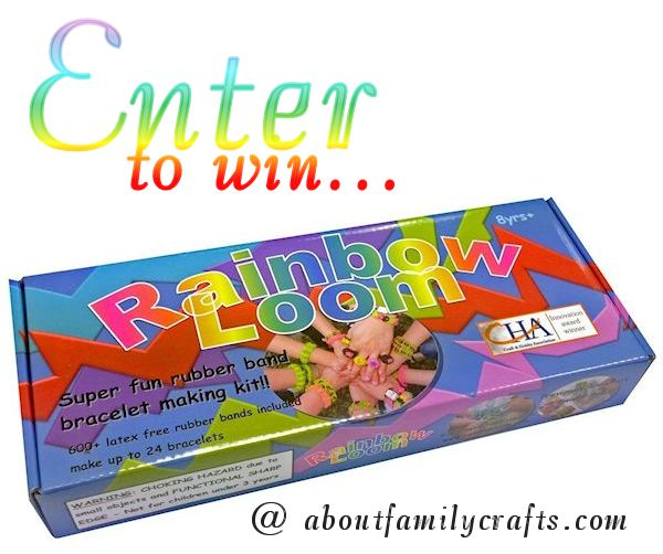 Twistz Bandz Rainbow Loom Contest