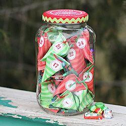 advent countdown jar 250