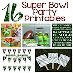 16 Printables for Your Super Bowl Party 150
