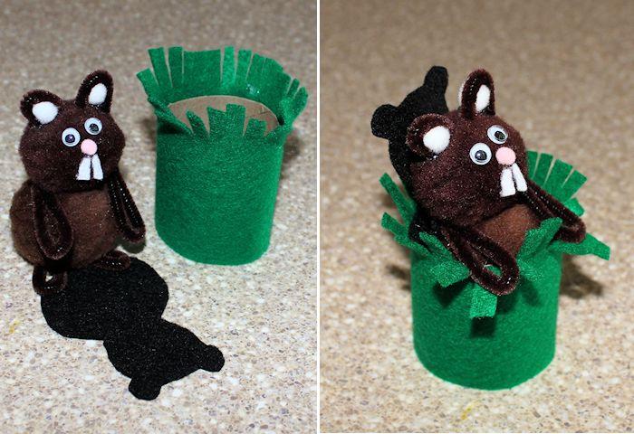 groundhog and shadow craft
