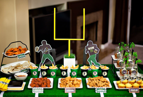Big Game Bash Printables