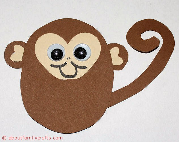 How I Made This Heart Monkey