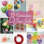 conversation heart crafts 150