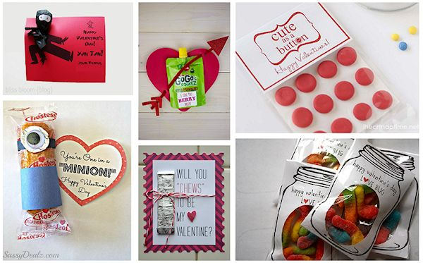 edible valentines to make