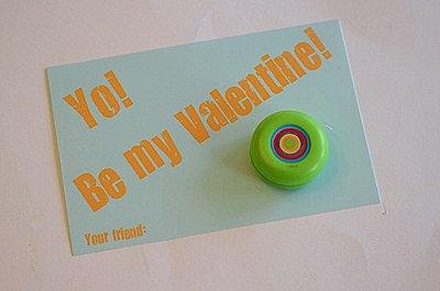 Yo Be My Valentine