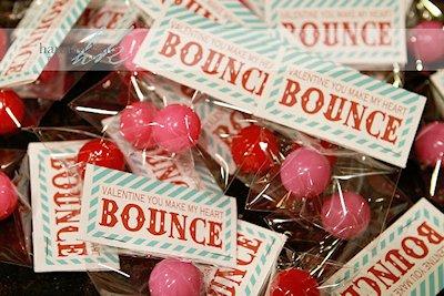 Bounce Valentine