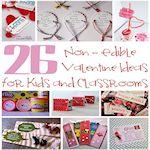 26 Non-edible valentine ideas for kids 150