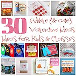 30 Edible Valentine Ideas for Kids 150