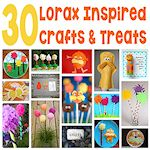30 Lorax Crafts and Treats 150
