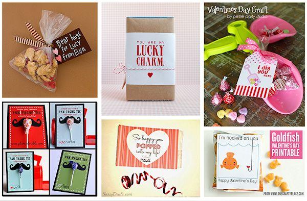 valentine printable ideas