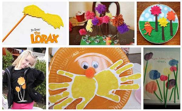 Lorax Crafts 1