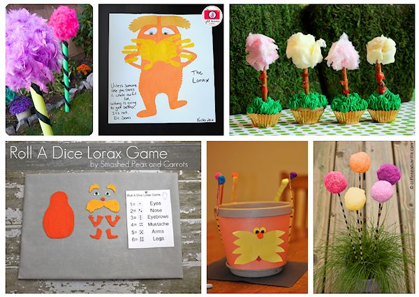 Lorax Crafts 2