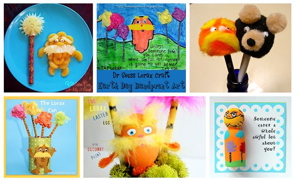 Lorax Crafts 4