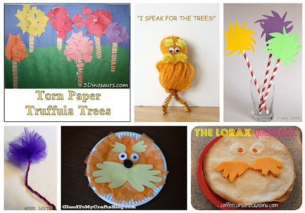 Lorax Crafts 5