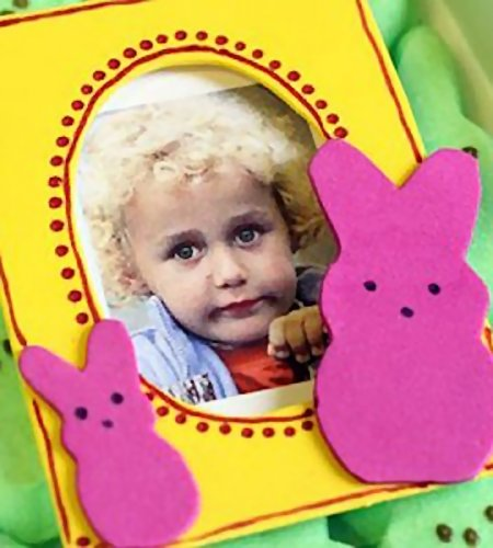 Peeps Picture Frame