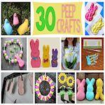 30 Peep Crafts 150