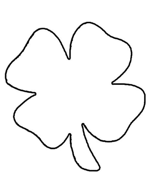 4 Leaf Clover Pattern