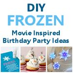 75 DIY Frozen Birthday Party Ideas150