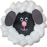 Paper Plate Lamb Craft 150