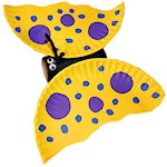 Paper Plate Toilet Paper Roll Butterfly 150