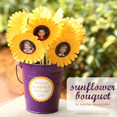 Bloom And Grow Sunflower Bouquet