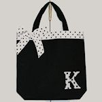 black tote bag 150