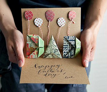 20 father�s day cards for kids to make � about family crafts